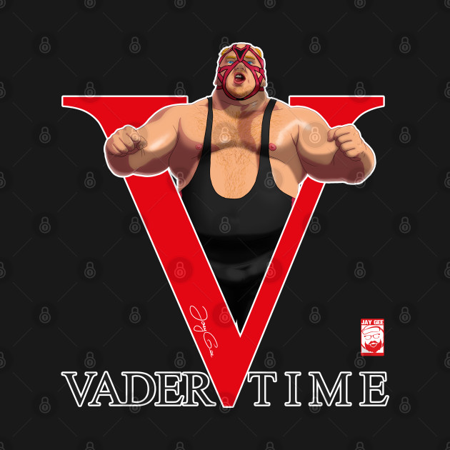 It's Vader Time!