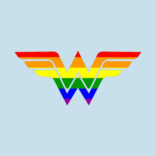 Gay Wonder Woman