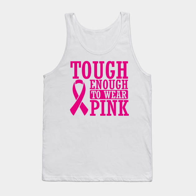 Cancer: Though enough to wear pink
