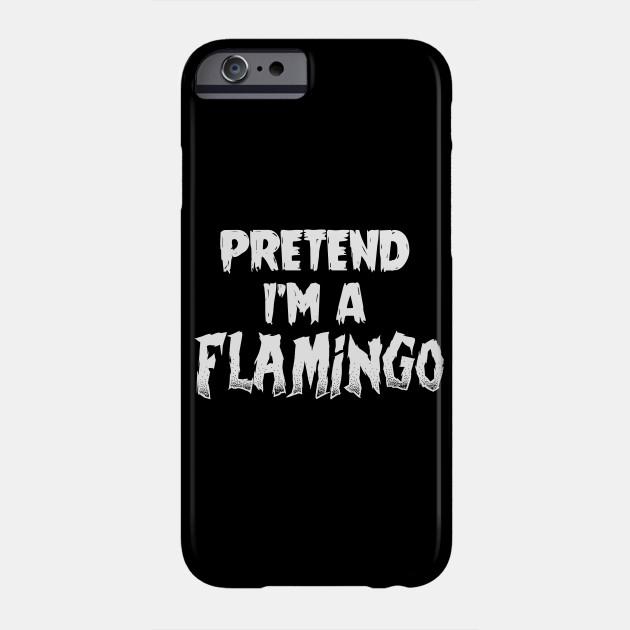 Flamingo Halloween Costume Gift I Halloween Party Phone Case