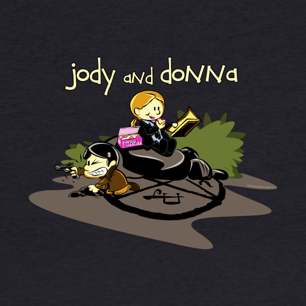 Jody and Donna