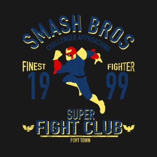 PORT TOWN FIGHTER t-shirts