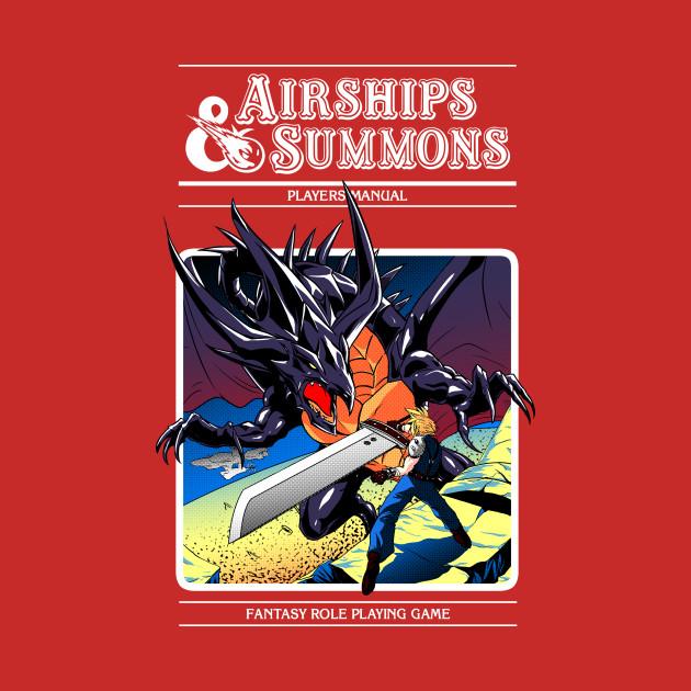 Airships and Summons