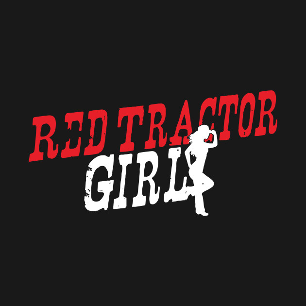 new photos new arrival best shoes Red Tractor Girl Case IH