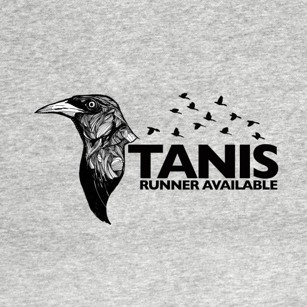 "TANIS - Grackles ""Runner Available"""
