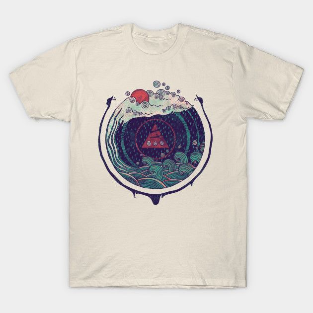 Water - Water - T-Shirt | TeePublic