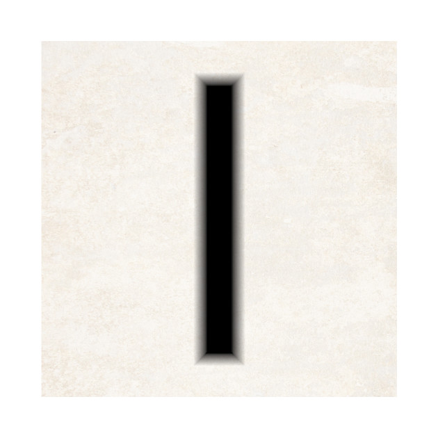 I is for