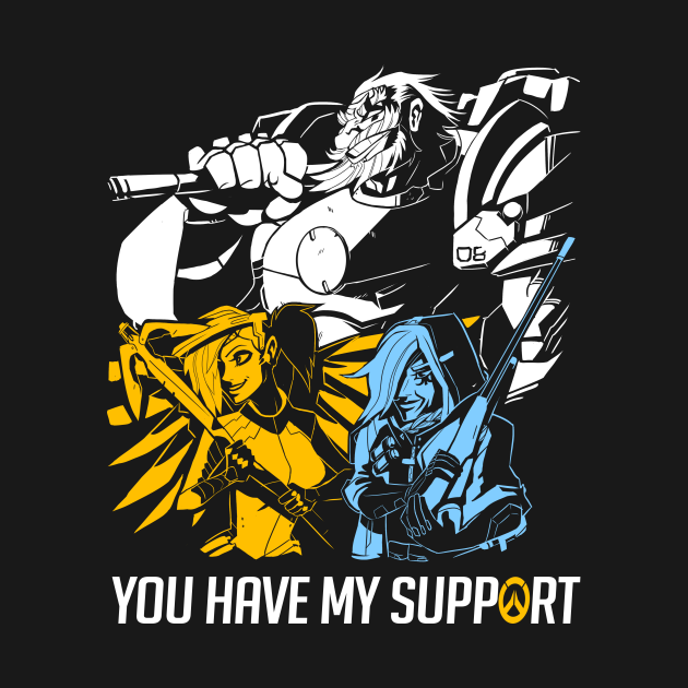 You Have My Support