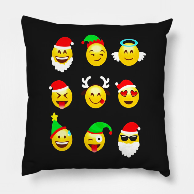 2059432 1 - Christmas Smiley Faces