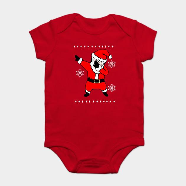Santa Dab - Christmas Sweater - Onesie | TeePublic