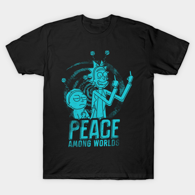 Peace Among Worlds T-Shirt-TOZ
