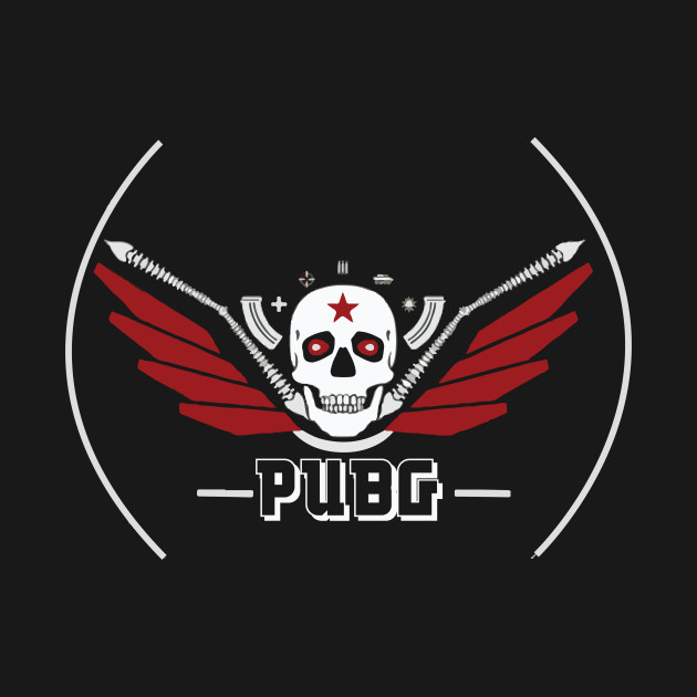 Pubg Skull Cool Creative Beautiful Awesome Design