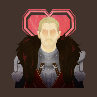 DA:I Keep Cullen t-shirts