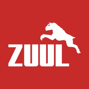 Zuul Athletics t-shirts