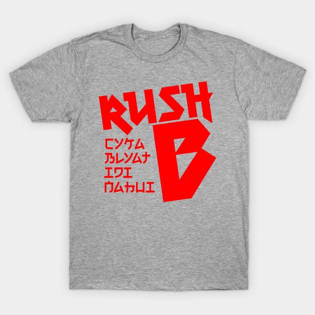 44c991b9 Rush B CYKA BLYAT IDI NAHUI - Red Text - CS|GO - Cyka Blyat Csgo - T ...