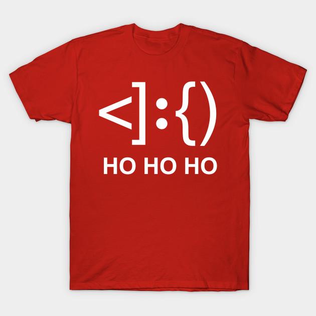 Santa Face Keyboard Symbols Santa T Shirt Teepublic