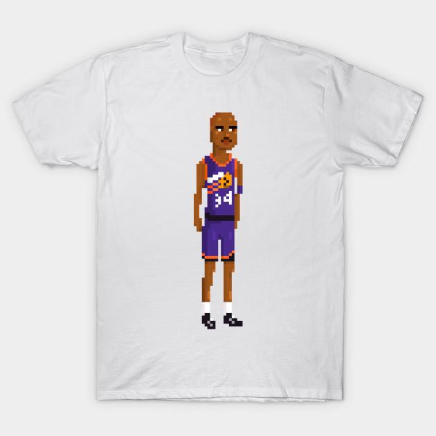 d4d3599ce Charles Barkley - Phoenix Suns - T-Shirt   TeePublic