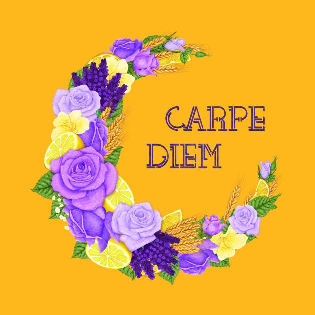 Full Bloom | Purple Carpe Diem