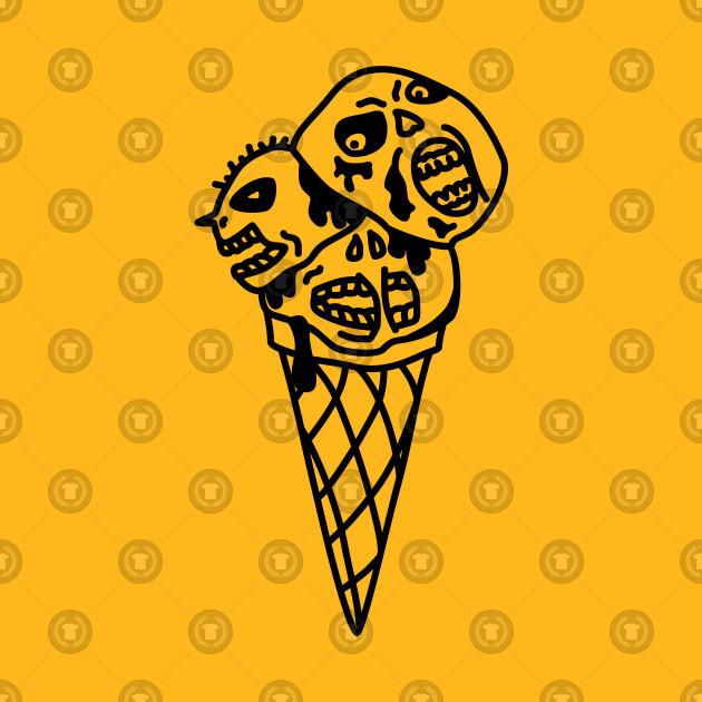 Ice Cream Cone Nightmare