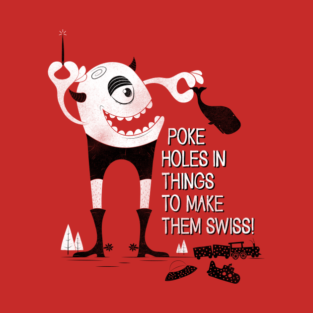 How To Make Things Swiss!