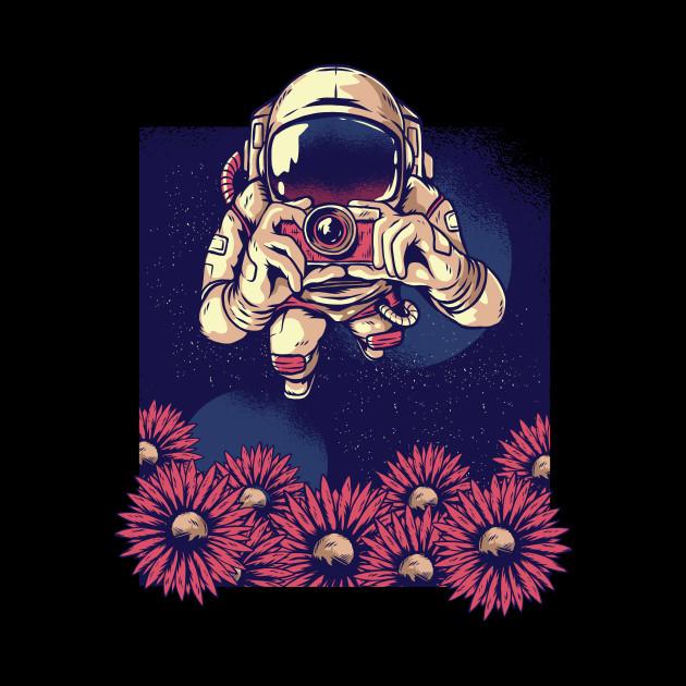 Photographer Astronaut