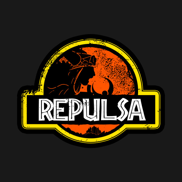 Jurassic Power Repulsa