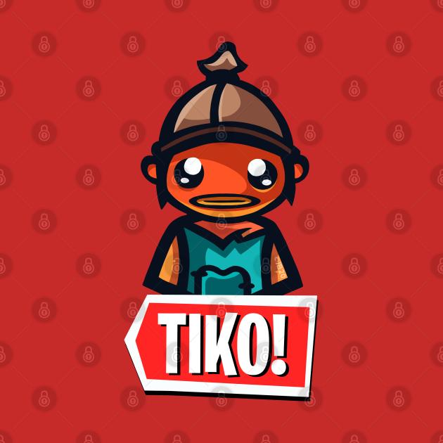 Cute Tiko