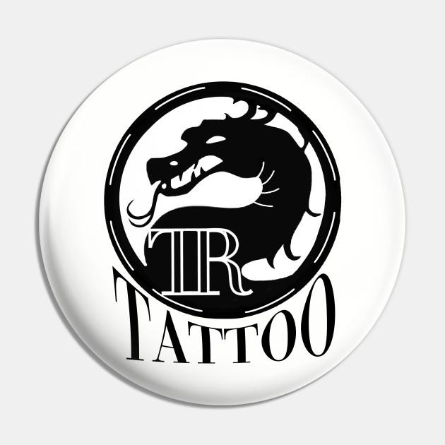 Tokyo Rose Tattoo Mortal Kombat Pin Teepublic
