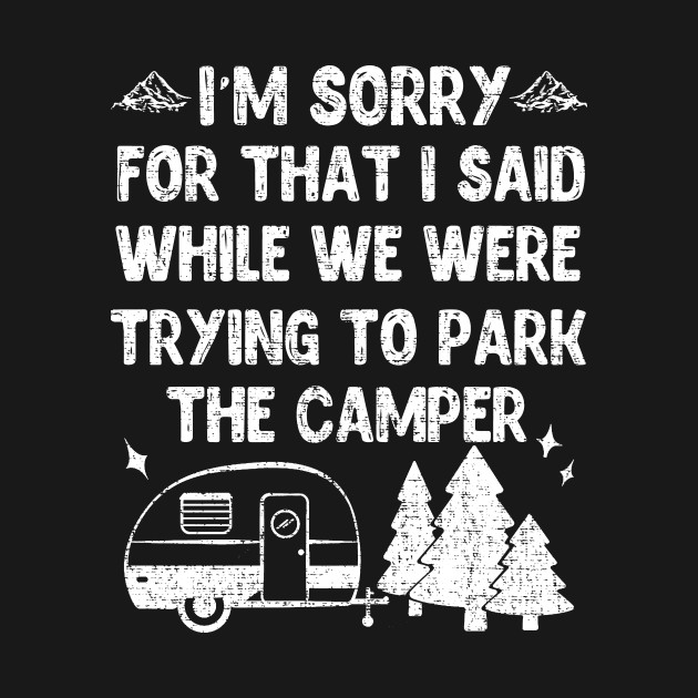 Outdoor RV Campers Family Shirt Campfire Nature