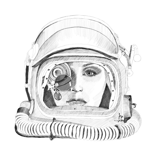 Spacewoman 2