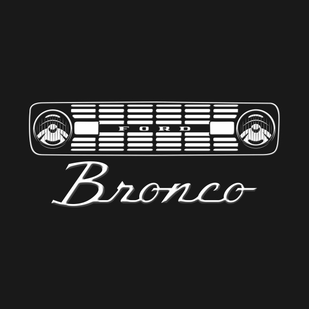 1966-1977 Bronco Grille