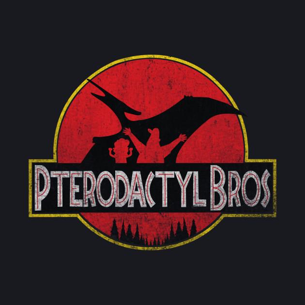 Pterodactyl Bros. (distressed)