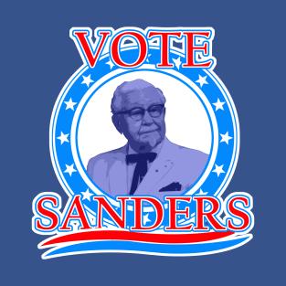 Vote Sanders t-shirts