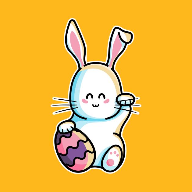 Lucky Rabbit Easter Bunny