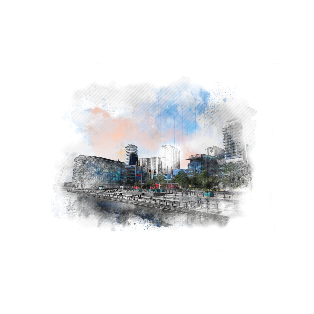 Salford Quays - Media City