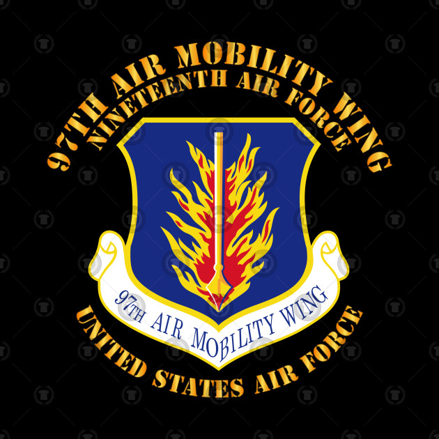 97th Air Mobility Wing - Nineteenth Air Force