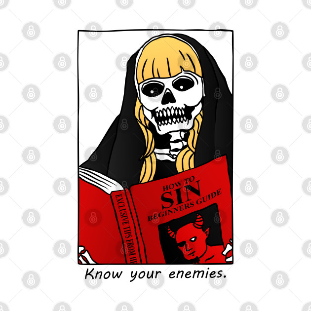 Nun & The Book of Sin