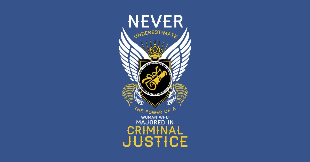 Criminal Justice Woman Exterminatus T Shirt Teepublic