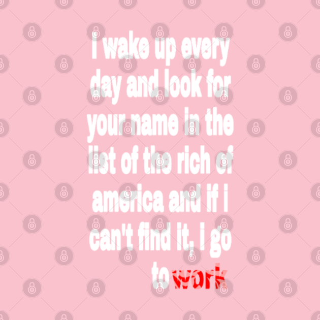 Iwake up every day
