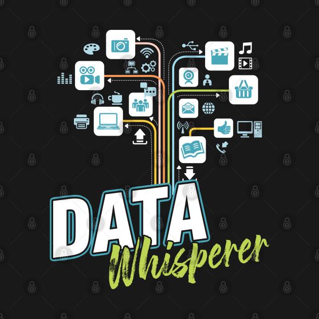 Programming Decipher Programmer Computer Technician Encoder Gift Data Whisperer