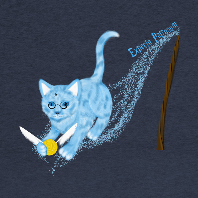 Expecto Patronum Kitty