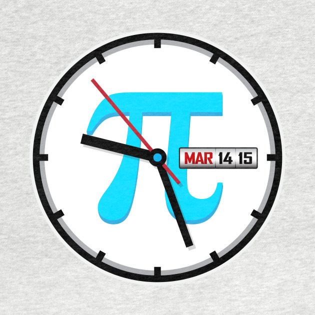 Ultimate Pi Day Clock
