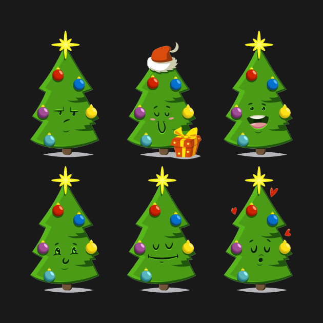 Christmas Tree Emoji.Christmas Tree Emoji Xmas Tree Christmas Costume Gifts