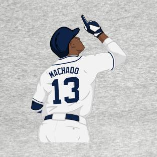watch d6ce6 b7c40 Manny Machado T-Shirts | TeePublic
