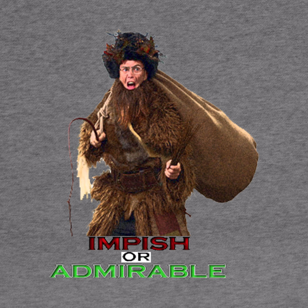 Belsnickel the Santa Alternative