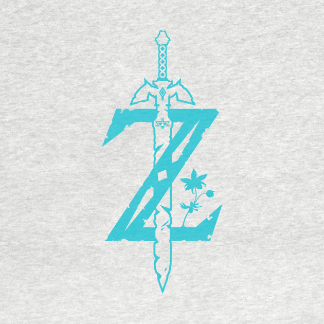 Breath of the wild Blue Z