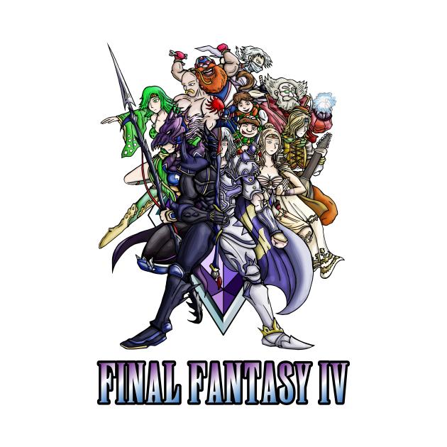 Final Fantasy IV Heroes