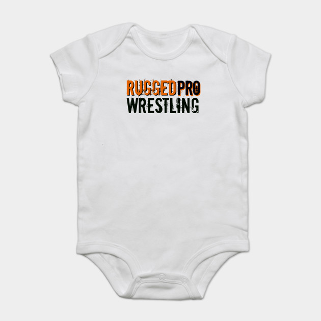 RUGGEDpro black/orange logo
