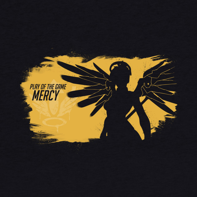 Play of the game - Mercy