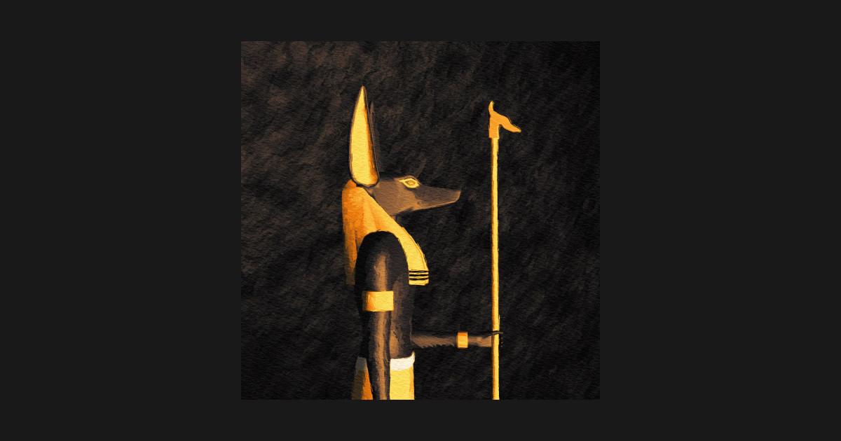Anubis God Of Egypt Anubis Kids T Shirt Teepublic